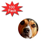 Jack Russell Terrier 1  Mini Magnets (100 pack)