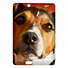 Jack Russell Terrier Kindle Fire HD (2013) Hardshell Case
