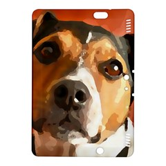 Jack Russell Terrier Kindle Fire HDX 8.9  Hardshell Case