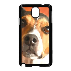 Jack Russell Terrier Samsung Galaxy Note 3 Neo Hardshell Case (Black)
