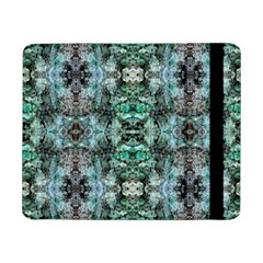 Green Black Gothic Pattern Samsung Galaxy Tab Pro 8.4  Flip Case