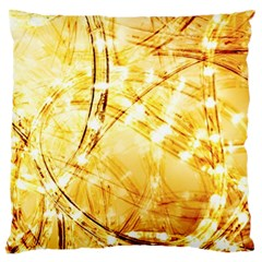 Light Speed Large Flano Cushion Cases (One Side)