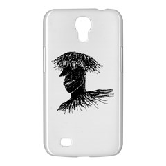Cool Young Long Hair Man With Glasses Samsung Galaxy Mega 6.3  I9200 Hardshell Case