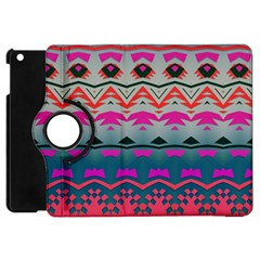 Waves and other shapesApple iPad Mini Flip 360 Case