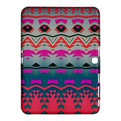 Waves and other shapes			Samsung Galaxy Tab 4 (10.1 ) Hardshell Case
