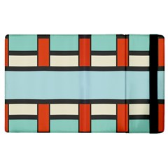 Vertical and horizontal rectangles			Apple iPad 3/4 Flip Case