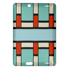 Vertical and horizontal rectanglesKindle Fire HD (2013) Hardshell Case