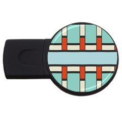 Vertical and horizontal rectangles			USB Flash Drive Round (4 GB)
