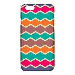 Colorful chevrons pattern			iPhone 6/6S TPU Case