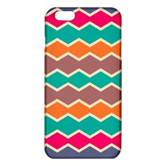 Colorful chevrons pattern			iPhone 6 Plus/6S Plus TPU Case