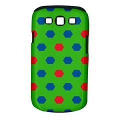 Honeycombs pattern			Samsung Galaxy S III Classic Hardshell Case (PC+Silicone)