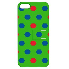 Honeycombs pattern			Apple iPhone 5 Hardshell Case with Stand
