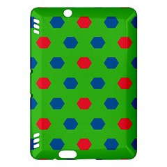 Honeycombs pattern			Kindle Fire HDX Hardshell Case