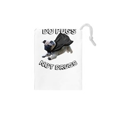 Do Pugs Drawstring Pouches (XS)