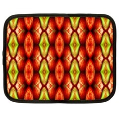 Melons Pattern Abstract Netbook Case (XXL)