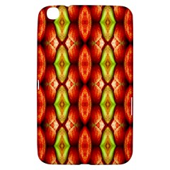 Melons Pattern Abstract Samsung Galaxy Tab 3 (8 ) T3100 Hardshell Case