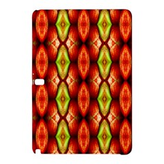 Melons Pattern Abstract Samsung Galaxy Tab Pro 10 1 Hardshell Case