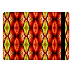 Melons Pattern Abstract Samsung Galaxy Tab Pro 12.2  Flip Case