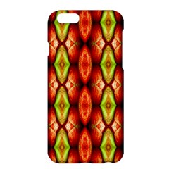Melons Pattern Abstract Apple iPhone 6 Plus/6S Plus Hardshell Case