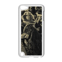 Group Of Candombe Drummers At Carnival Parade Of Uruguay Apple iPod Touch 5 Case (White)