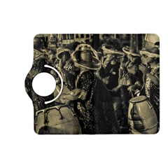 Group Of Candombe Drummers At Carnival Parade Of Uruguay Kindle Fire HD (2013) Flip 360 Case