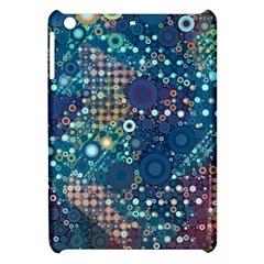 Blue Bubbles Apple Ipad Mini Hardshell Case
