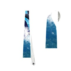 Awersome Marlin In A Fantasy Underwater World Neckties (two Side)