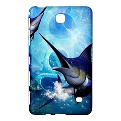 Awersome Marlin In A Fantasy Underwater World Samsung Galaxy Tab 4 (8 ) Hardshell Case