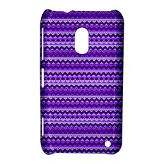 Purple Tribal Pattern Nokia Lumia 620