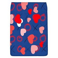 Hearts X s & O s Flap Covers (S)