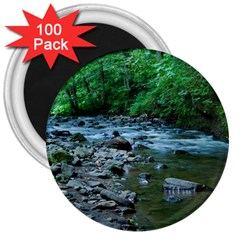 ROCKY STREAM 3  Magnets (100 pack)