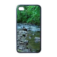 ROCKY STREAM Apple iPhone 4 Case (Black)