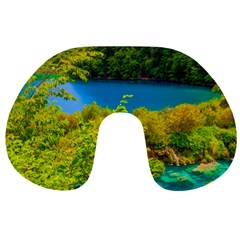 PLITVICE, CROATIA Travel Neck Pillows
