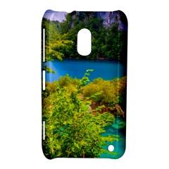 PLITVICE, CROATIA Nokia Lumia 620