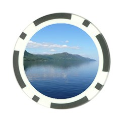 LOCH NESS Poker Chip Card Guards