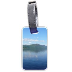 LOCH NESS Luggage Tags (Two Sides)