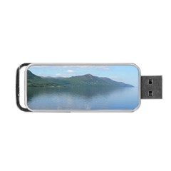 LOCH NESS Portable USB Flash (Two Sides)