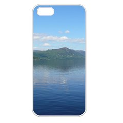 LOCH NESS Apple iPhone 5 Seamless Case (White)