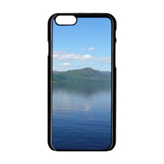 LOCH NESS Apple iPhone 6/6S Black Enamel Case