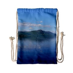 Loch Ness Drawstring Bag (small)