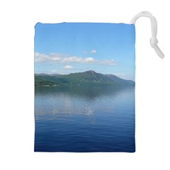LOCH NESS Drawstring Pouches (Extra Large)