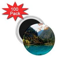 JIUZHAIGOU VALLEY 3 1.75  Magnets (100 pack)