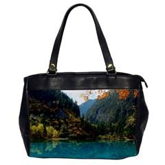 JIUZHAIGOU VALLEY 3 Office Handbags