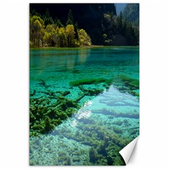 JIUZHAIGOU VALLEY 2 Canvas 20  x 30