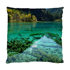 JIUZHAIGOU VALLEY 2 Standard Cushion Cases (Two Sides)
