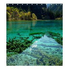 JIUZHAIGOU VALLEY 2 Shower Curtain 66  x 72  (Large)