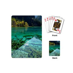 JIUZHAIGOU VALLEY 2 Playing Cards (Mini)