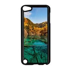 JIUZHAIGOU VALLEY 1 Apple iPod Touch 5 Case (Black)