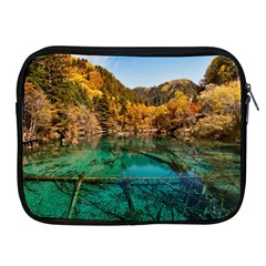 JIUZHAIGOU VALLEY 1 Apple iPad 2/3/4 Zipper Cases