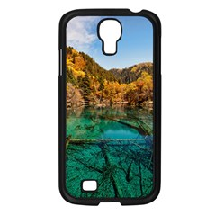 JIUZHAIGOU VALLEY 1 Samsung Galaxy S4 I9500/ I9505 Case (Black)
